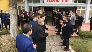 Ramazan öncesi Çiçekdağı Belediyesi 'Hayır Evi'ni hizmete açtı