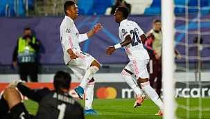 Real Madrid, sahasında Liverpool'u 3-1 mağlup etti