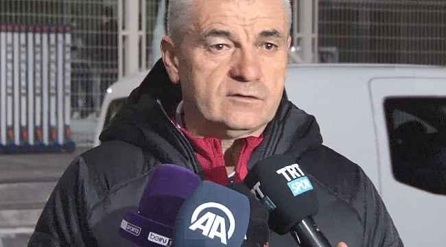 """Rıza Çalımbay: """"Beşiktaş'ı yensen ayrı, yenilsen ayrı"""""""