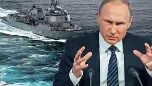 """Rusya'dan ABD'nin Karadeniz çıkarmasına tepki: """"Artan askeri hareketlilik endişe verici"""""""