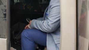Samsun'da FETÖ'den 7.5 yıl hapis cezası bulunan emlakçı tutuklandı