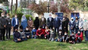 Şanlıurfa'da 'Geleceğimiz Sokakta Kaybolmasın' projesi