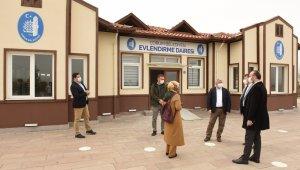 Şehitler Parkı'na millet kıraathanesi yapılacak