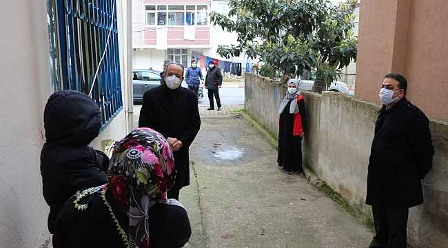 Sultanbeyli Kaymakamlığı korucu aile sayısını artırmak için seferber oluyor