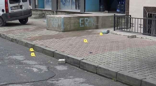Sultangazi'de silahlı saldırıda bir kişi yaralandı