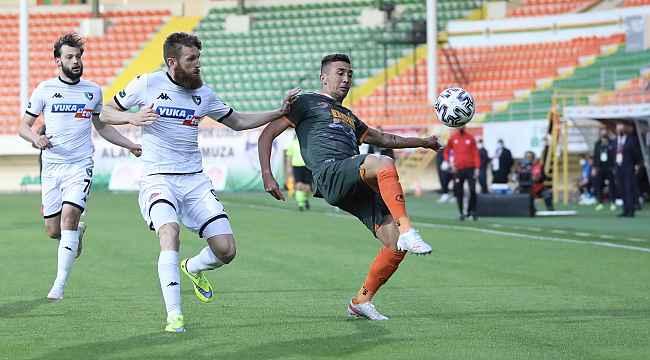 Süper Lig: Aytemiz Alanyaspor: 0 - Denizlispor: 1