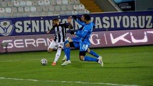 Süper Lig: BB Erzurumspor: 1 - Beşiktaş: 1