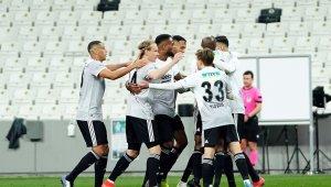 Süper Lig: Beşiktaş: 1 - MKE Ankaragücü: 0