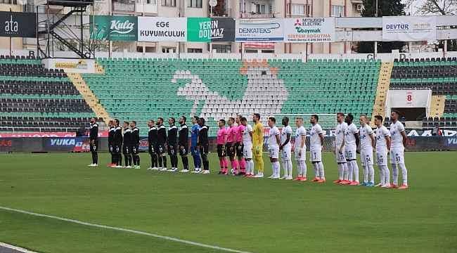 Süper Lig: Denizlispor: 0 - Kasımpaşa: 0