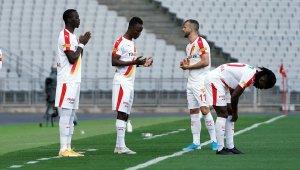 Süper Lig: Fatih Karagümrük: 0 - Göztepe: 0