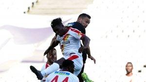 Süper Lig: Fatih Karagümrük: 1 - Göztepe: 0