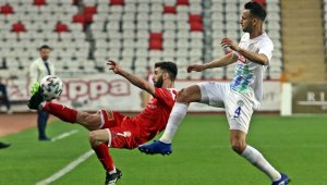 Süper Lig: FT Antalyaspor: 1 - Çaykur Rizespor: 2