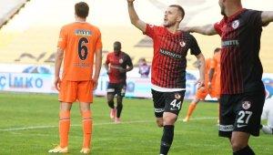 Süper Lig: Gaziantep FK: 2 - Medipol Başakşehir: 0