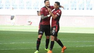 Süper Lig: Gençlerbirliği: 1 - BB Erzurumspor: 0
