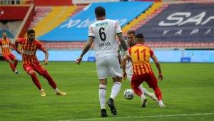 Süper Lig: Hes Kablo Kayserispor: 0 - Gençlerbirliği: 0