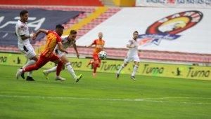 Süper Lig: Hes Kablo Kayserispor: 1 - Gençlerbirliği: 0