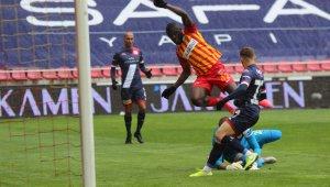 Süper Lig: Kayserispor: 0 - Antalyaspor: 1