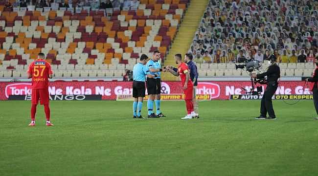 Süper Lig: Yeni Malatyaspor: 1 - Fenerbahçe: 1