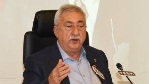 """TESK Genel Başkanı Palandöken: """"Askıya ekmek, pide veya Ramazan kolisi bırakalım"""""""