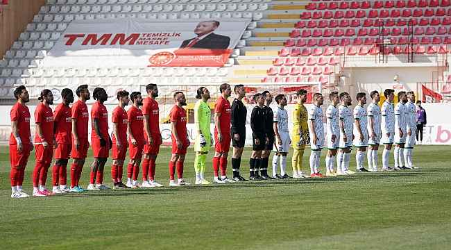 TFF 1. Lig: Ümraniyespor: 2 - Bursaspor: 1