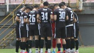 TFF 3. Lig: Manisaspor: 2 - Çankaya FK: 3