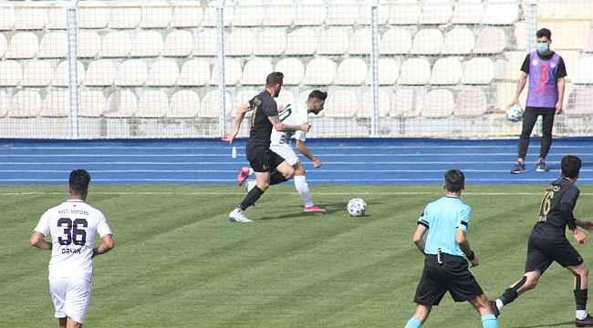 TFF 3. Lig: Osmaniyespor FK: 0 - Arhavispor: 0