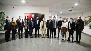 TMMOB Aydın İl Koordinasyon Kurulu, Başkan Çerçioğlu ile görüştü