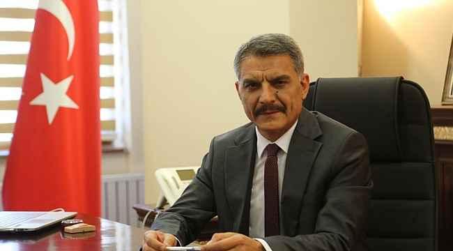 """Tunceli Valisi Özkan, """" Vaka sayılarımız çok hızlı yükselmektedir"""" diyerek uyardı"""