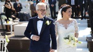 Nilüfer Belediye Başkanı Turgay Erdem ve Zeynep Terzioğlu evlendi - Bursa Haberleri