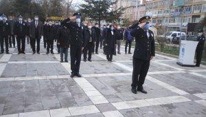 Türk Polis Teşkilatı'nın kuruluş yıldönümü Beyşehir ve Derebucak'ta da kutlandı