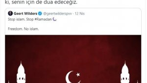 Tuzla Belediye Başkanı Yazıcı'dan Hollandalı siyasetçiye tepki