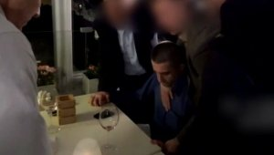Ukraynalı konsolosun gözaltına alındığı görüntüler yayınlandı