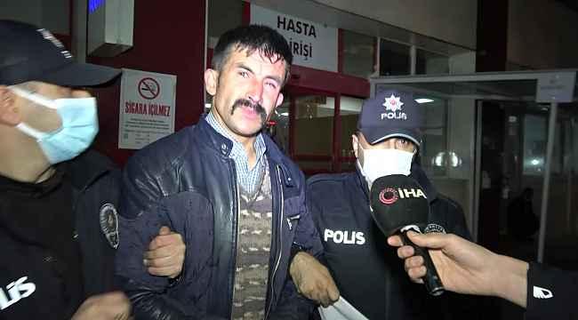 Ulu Camiye balyozlu saldırı - Bursa Haberleri