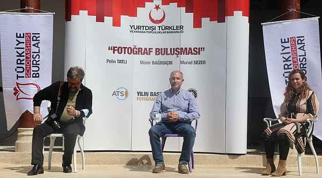 Uluslararası öğrenciler Avrupa'daki başarılı foto muhabirleri ile buluştu