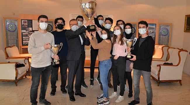 UMAKİT mühendisleri yine Avrupa Şampiyonu - Bursa Haberleri