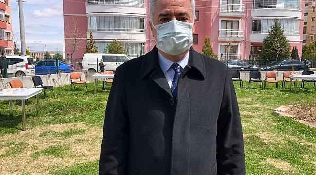 """Vali Seymenoğlu: """"Mart'ta günlük 50-60 olan yeni vaka sayısı son bir haftada 210'a çıktı"""""""