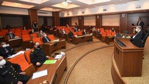Yangın İl Koordinasyon Kurulu Toplantısı Vali Su başkanlığında gerçekleştirildi