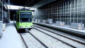 Yeni istasyonda çalışmalar hızlandı - Bursa Haberleri