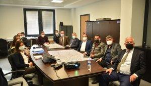 Yeni metro hattı muhtarlara anlatıldı - Bursa Haberleri