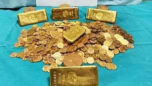 Yenilemek için satın aldıkları evdeki reçel kavanozlarından altın fışkırdı