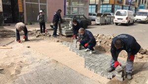 Yunusemre Belediyesi kısıtlamada da boş durmadı