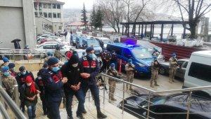 Zonguldak'taki vahşi cinayette üvey anne, baba ve öz kardeş tutuklandı