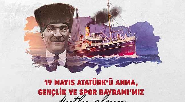 19 Mayıs'a coşkulu kutlama - Bursa Haberleri