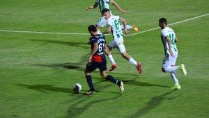 3. Lig: Isparta 32 Spor: 0 - İçel İdmanyurdu: 0