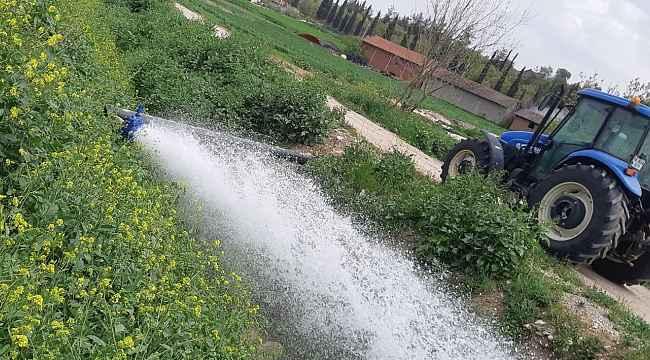 3 milyonluk proje ile su taşımaya son - Bursa Haberleri