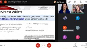 'Yapay Zeka Dünyasında Kadının Yeri' Konferansı Gerçekleşti