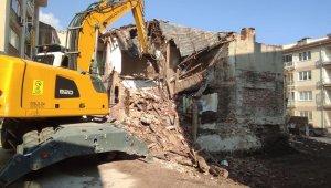 4 ayda 41 metrûk bina yıkıldı - Bursa Haberleri