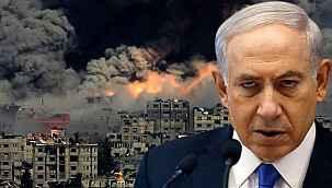 """41'i çocuk 145 kişiyi katleden Netanyahu kana doymuyor: """"Saldırılar devam edecek"""""""