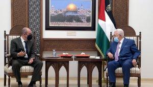 ABD İsrail ve Filistin İşlerinden Sorumlu Bakan Yardımcısı Amr'dan Filistin'e ziyaret