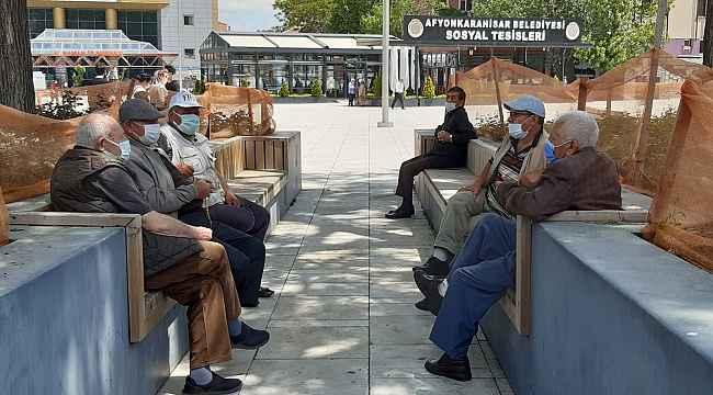 Afyonkarahisar'da tam kapanmanın ardından ürküten yoğunluk